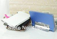 "Original 8"" Folding PU Leather Case For Lenovo Yoga Tablet 8 B6000, 4 Colors Option, Free Shipping"