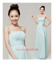 2013 formal dress long formal dress maternity clothing tube top high waist formal dress evening dress evening dress