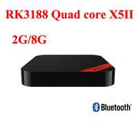 Android tv box 2GB Ran 16GB Rom Newest RK3188 Quad core bluetooth wifi tv box