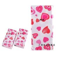 Printed Facial Tissue Colorful Pocket Tissue handkerchief tissue Printed Paper Napkin (20 packs)