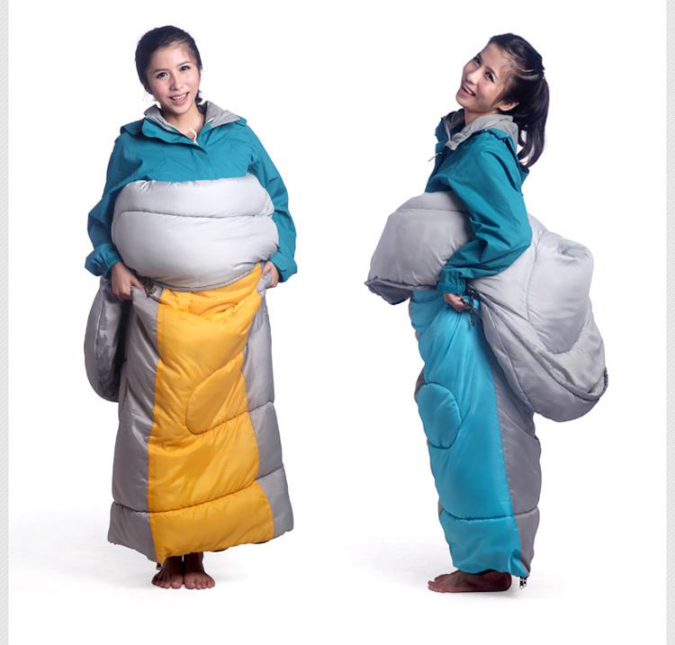 Searock Sleeping Bag,Camping Hiking Outdoor Sleeping Bag,Travel Adult Sleeping Bag Sale,Very Practical Sleeping Bag for Camping(China (Mainland))
