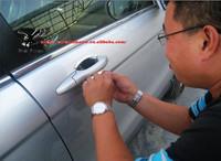 High Quality ABS Chrome Car Side Door Handle Bowl Cover Trim For Honda CRV 2007 2008 2009 2010 2011