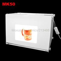 """110V/220V SANOTO 20"""" x 16"""" Portable Mini Photo Studio Photo Photography Studio Light Box Softbox"""
