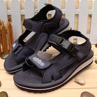 Free shipping Vietnam shoes sandals male sandals lovers parent-child sandals 35 - 44