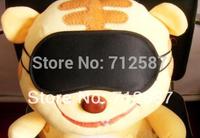 free shipping Eye Mask Shade Cover Blindfold Travel Sleeping Rest#8481