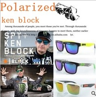 polarized 22 colors ken block  sunglass sp optic colorful reflective sp helm sunglass sports sunglasses men sp gafas de sol sp