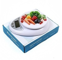 Wholesale with original box Digital Kitchen Food Diet Postal Scale Weight Balance DropShipping