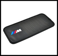cd case cd package, M ///M Power  shading plate CD Bag,PU with carbon fibre pattern electronic embroidery