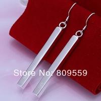 925 silver fashion Straight earrings&pendant earrings,factory Lowest Wholesale 2015 NEW 925 silver earrings