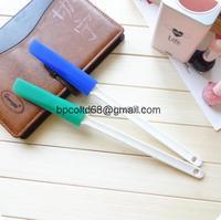 wholesale pastry tools silicone baking tools cake scraper chocolate cream scraper long shank silicone shovels