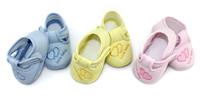 Cotton Lovely Baby Shoes Toddler Unisex Soft Sole Skid-proof Kids girl infant Shoe First Walkers,prewalker 0-12 Months