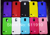 1pc PC Hard Matte Case Back Cover Skin for Samsung Galaxy S5 i9600 SV Free Shipping