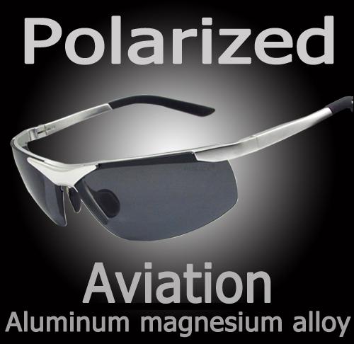 New Fashion Summer Sport Male sunglasses polarized sun glasses aluminum magnesium alloy Polaroid Sunglasses Drving Oculos Gafas(China (Mainland))