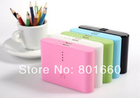 New 20000mAh Portable Power Bank / External Battery back charger for iphone 5 4S 4 3GS / samsung galaxy S4 SIV S3 / ipad