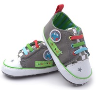 Baby Boy Frog Pattern Shoes New Fashion Toddlers Spring Autumn Sneakers Infant Cute First Walkers Drop Free Shipping Wholesale