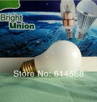 New LED filament lamp incandescent lamp 6Watts bulb lights milk color