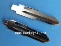 50pcs/lot  QQ3 Remote Key Blade 55#