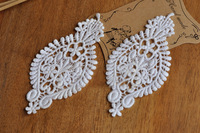 Free shipping Cloth cotton Patch, DIY Lace Decoration, Lace Patch DIY Garment  Accessories 050024011