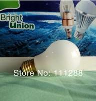 New design 85-265V 3 watts 360 degree LED filament bulb milk color