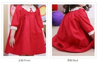 2014 new product baby girl fashion dress,children's dresses,elegant dresses for girl,free shipping