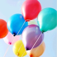 Wedding balloons 200pcs/lot 10 inch Bubble ballons decoration Latex Chiristmas Decoration Balloons