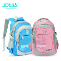 Free shipping!Fashion High capacity Primary school students bags girls waterproof backpack hot sell children backpacks