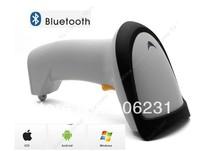 Free Shipping!!Bluetooh Wireless Barcode Scanner For Andriod IOS phone Windows w/ Memory Storage