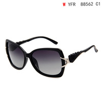 Free Shipping 2014 New Polarized Sunglasses Women Sunglass oculos de sol Sun Glasses Eyewear Designer Innovative Items 62 88562