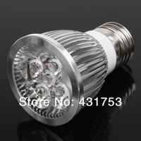 HOT 10pcs/lot E27 12W (4X3W) High power LED spotlight Bulb Lamp Warm white/cold white AC85-265V Free Shipping