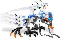 Retail Bela Ninjago Ice Dragon Attack Building Block Sets 158pcs Ninja 2260 Educational Jigsaw Construction Bricks toys