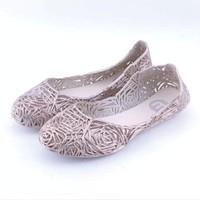 2014 NEW Rose Bird's Nest Brazil Slipper sandals jelly shoes