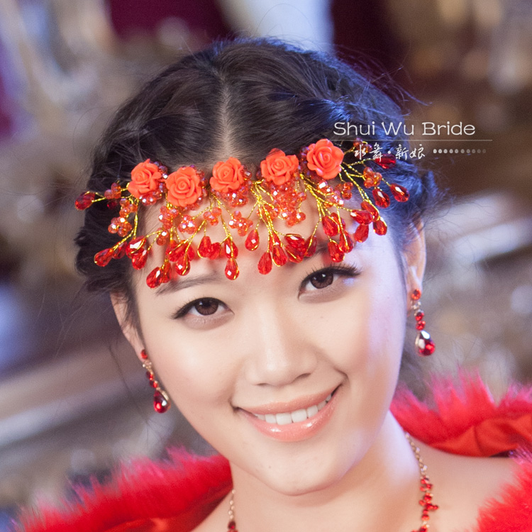 Hair Accessory Cheongsam