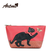 Artmi2014 cat the trend of fashion sweet day clutch cosmetic bag