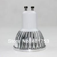 HOT 10pcs/lot GU10 12W (4X3W) High power LED spotlight Bulb Lamp Warm white/cold white AC85-265V Free Shipping