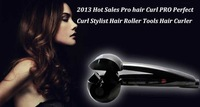 2013 NEW Pro Perfect Curl BAB titanium hair curler heat-styling tools automatic hair roller