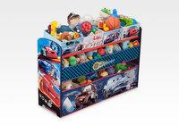 Minnie toy storage rack combination cartoon storage car frame bookshelf multifunctional wool cartoon toy shelf