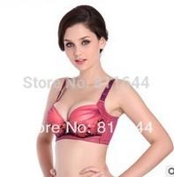 women's bra,sexy bra with complete underwear,push up  bra,3/4 cup,free shipping