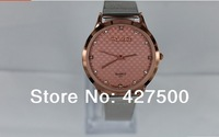 30pcs/lot Luxury Woman lady's steel wire mesh Casual Watches,Fashion diamond watch free shipping
