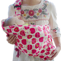 Simple cradle type straps baby baby sling bag belt free shipping