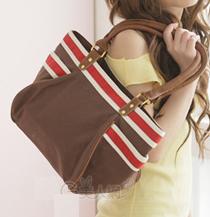 Ocean wind brief double faced all-match casual canvas bag vintage candy bag shoulder bag handbag bag(China (Mainland))
