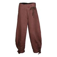 Cop.copine women's casual trousers lantern loose plus size casual pants