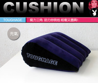 TOUGHAGE brand sex furniture,adult sex sofa,Triangle Pillow Inflatable sex products,36*45*16cm,Novelty Toys,free shipping