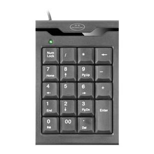 K-101 mini laptop numeric keypad financial keyboard(China (Mainland))