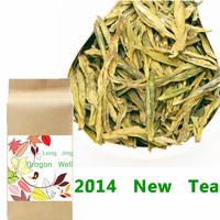 2014 new tea 250g Fresh West Lake Longjing Dragon Well Green Tea green tea Chinese tea xi hu longjing