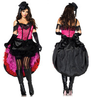 lolita Costume performance wear tuxedo evening dress ds halloween  FREE shipping