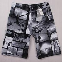 High quality summer beachwear surf board shorts boardshorts fashion men's short beach swimming trunks Bermudas BS8102