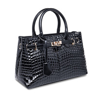 Hotsale Cat bag women's handbag big bag fashion women's handbag fashion handbag crocodile pattern women's cowhide handbag g-098