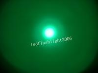 Uwe TR-500 hunter Cree Q5 X3 led Green 500 lumens LED 18650X2 Flashlight Defend