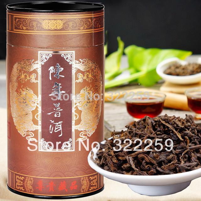 GREENFIELD 2001 250g Tinned Premium Royal Yunnan Menghai Puer Puerh Ripe Tea Aged old Loose