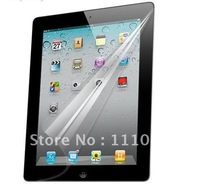 10X Matte Clear LCD Anti-glare Screen Protector Film For New iPad 2 / 3 ipad3, JW36253